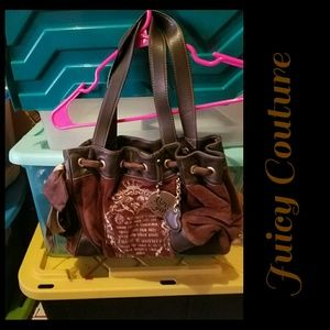 Once Upon A Time Embroidered Juicy Couture Purse